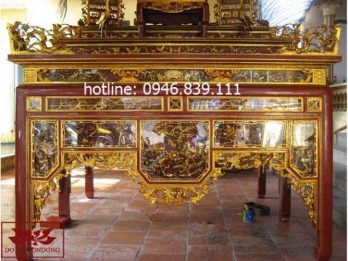 bàn thờ ô xa 07