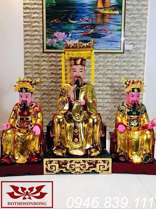 tượng vua cha ngọc hoàng ms07