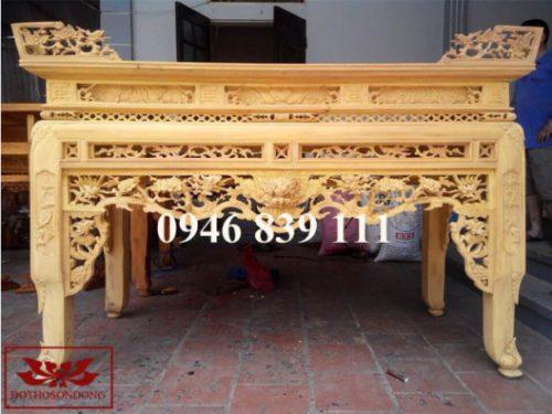 bàn thờ án gian 11