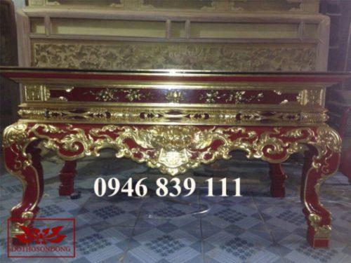 bàn thờ án gian 12