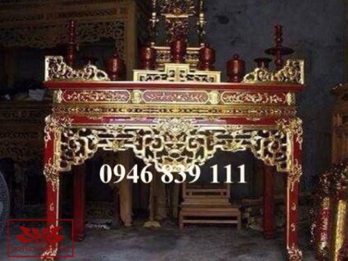 bàn thờ án gian 15