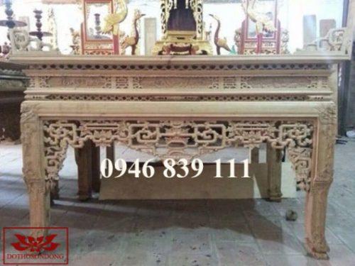 bàn thờ án gian 21