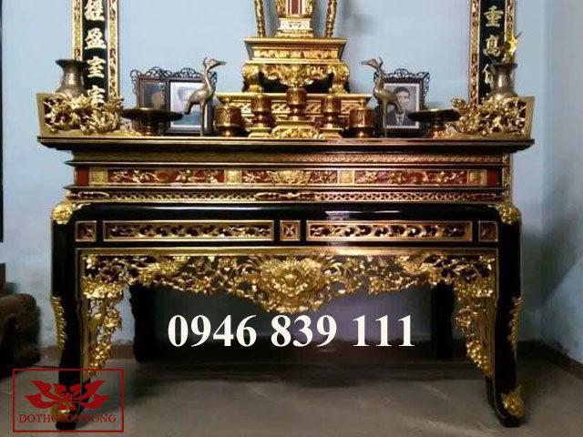 bàn thờ án gian 39