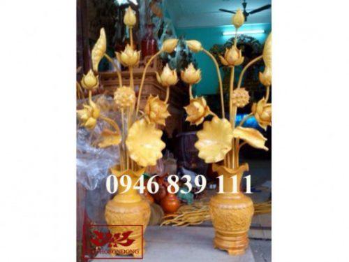 hoa sen gỗ 05