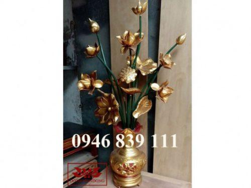 hoa sen gỗ 06