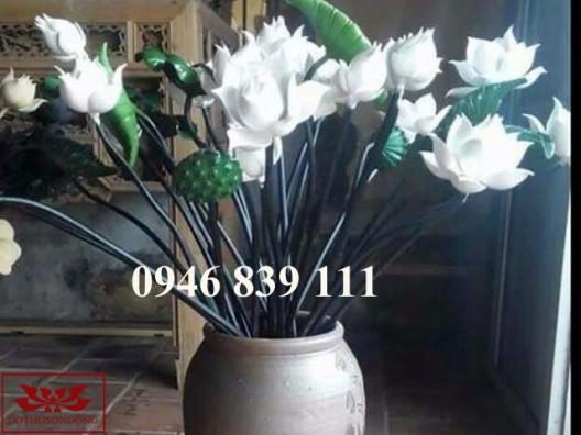 hoa sen gỗ 18