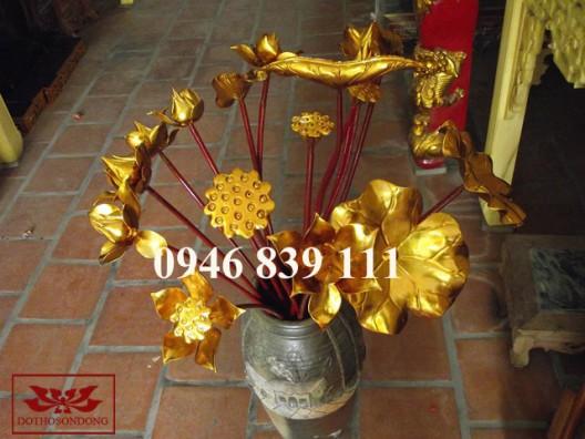 hoa sen gỗ 20