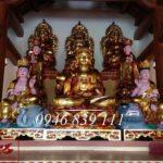 Phật học phổ thông quy y tam bảo