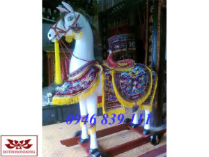 ngựa thờ 01