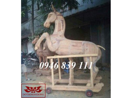 ngựa thờ 03