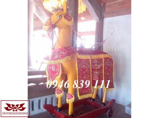 ngựa thờ 04