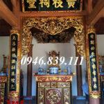 Mẫu Hoành Phi Câu Đối Chữ Hán Hay Dùng