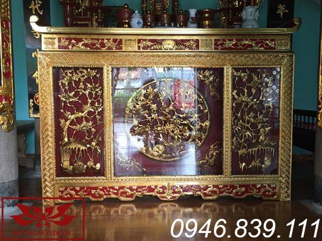 bàn thờ chấp tải ms10