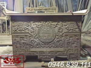 bàn thờ chấp tải ms13 để mộc